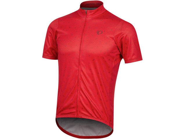 PEARL iZUMi Select LTD Maillot de cyclisme Homme, torch red paisley